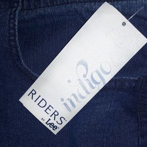 Riders by Lee Shorts - 💙RIDERS BY LEE INDIGO BERMUDA SHORTS